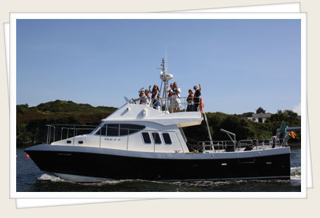 Kinsale fishing trips
