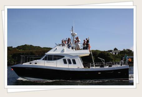 Kinsale fishing trips